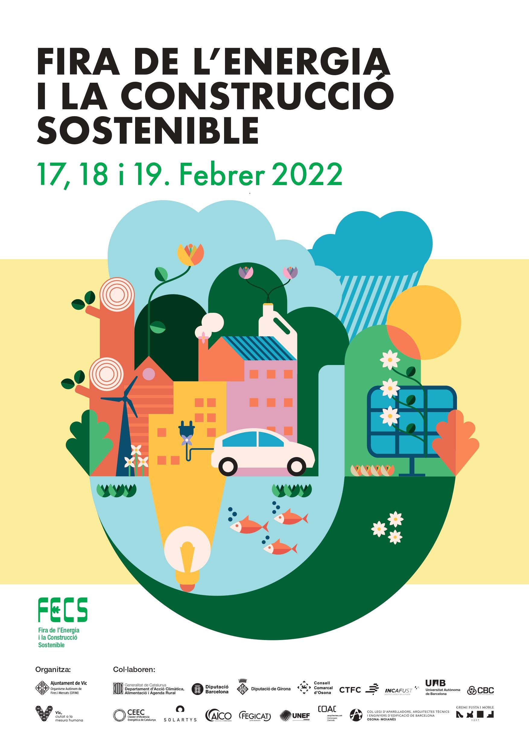 FECS (Fira de l'Energia i la Construcció Sostenible)  2022